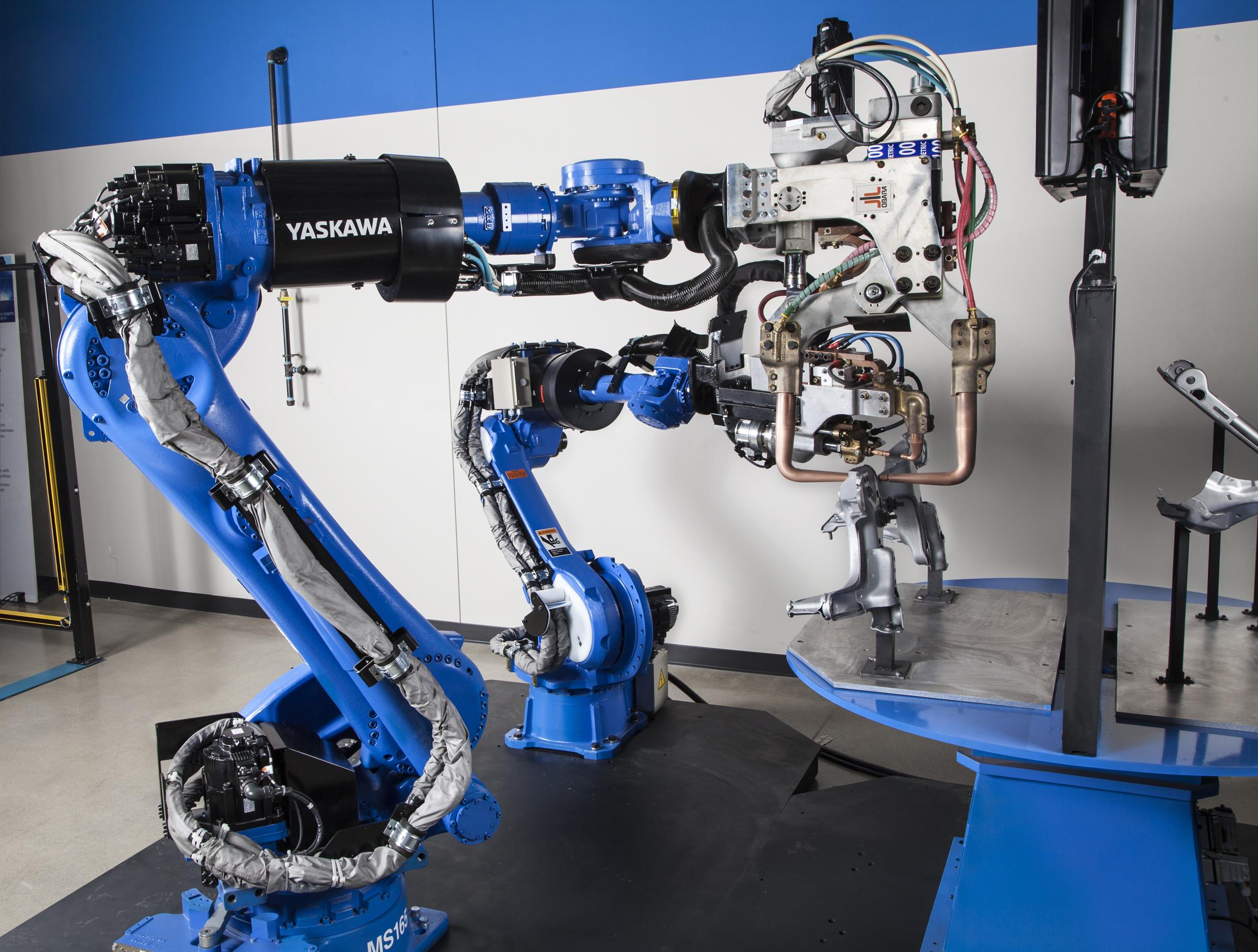 Welding Automation Amp Robotics
