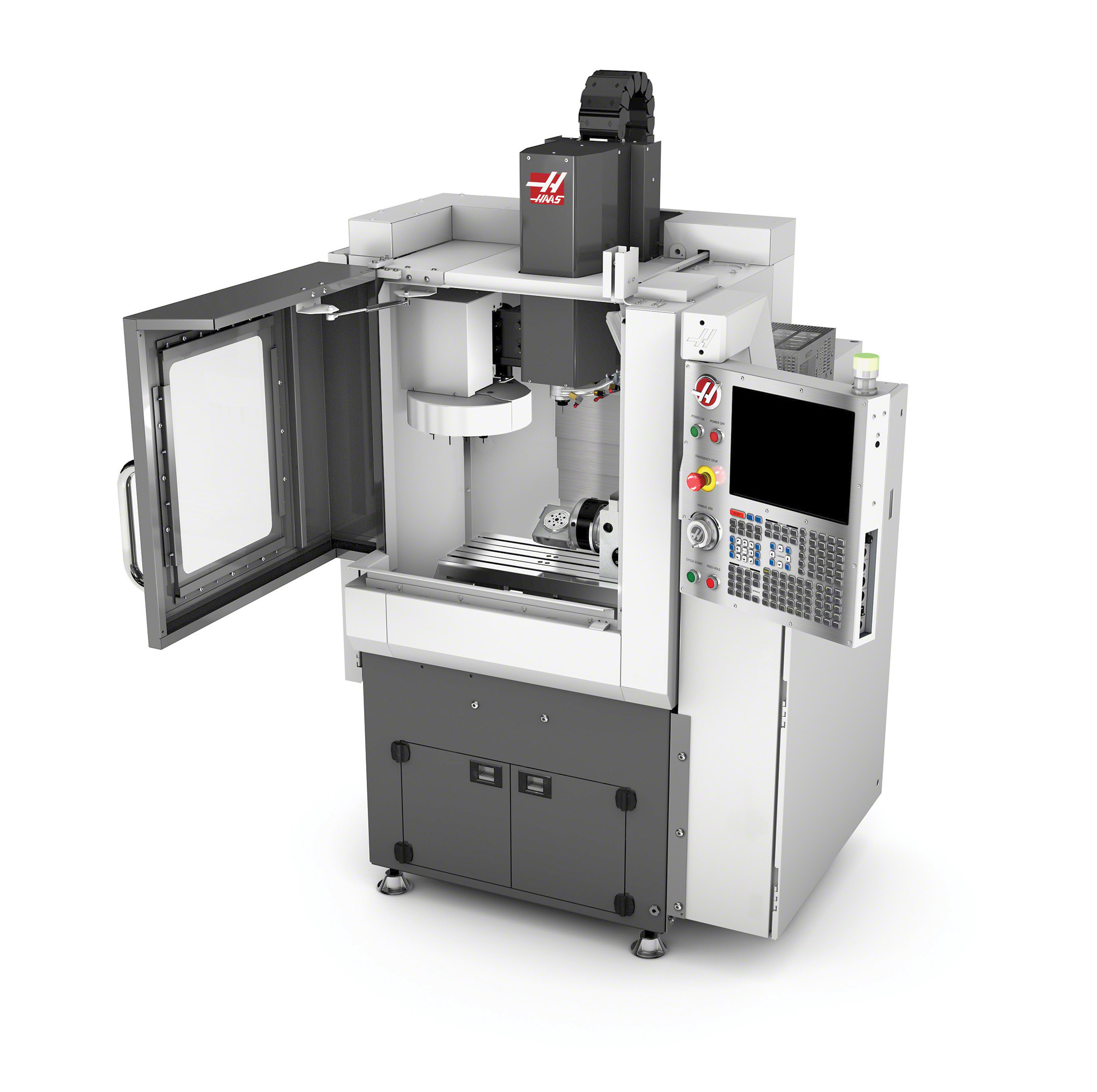 Ultra-Compact Systems For High Precision Turning