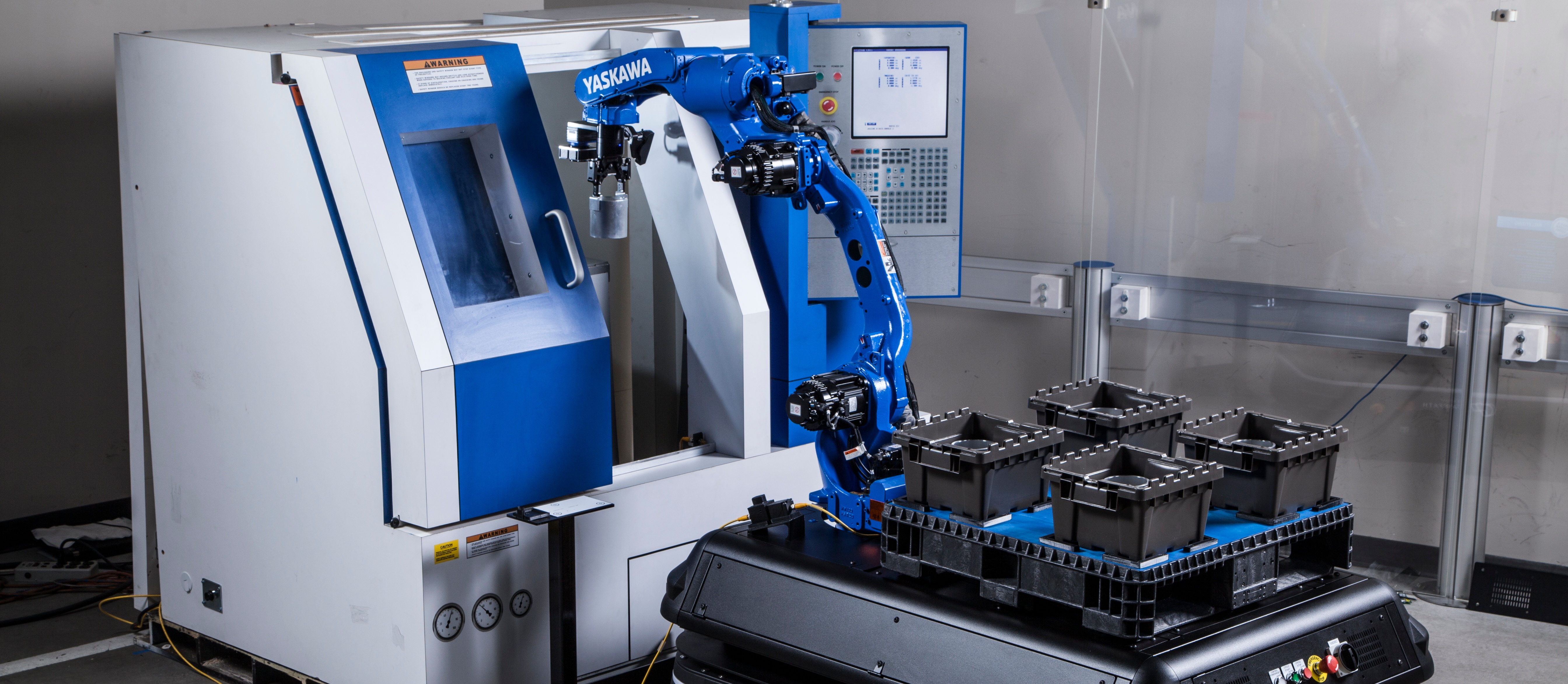New paths for mobile robotics for Industrie mobel