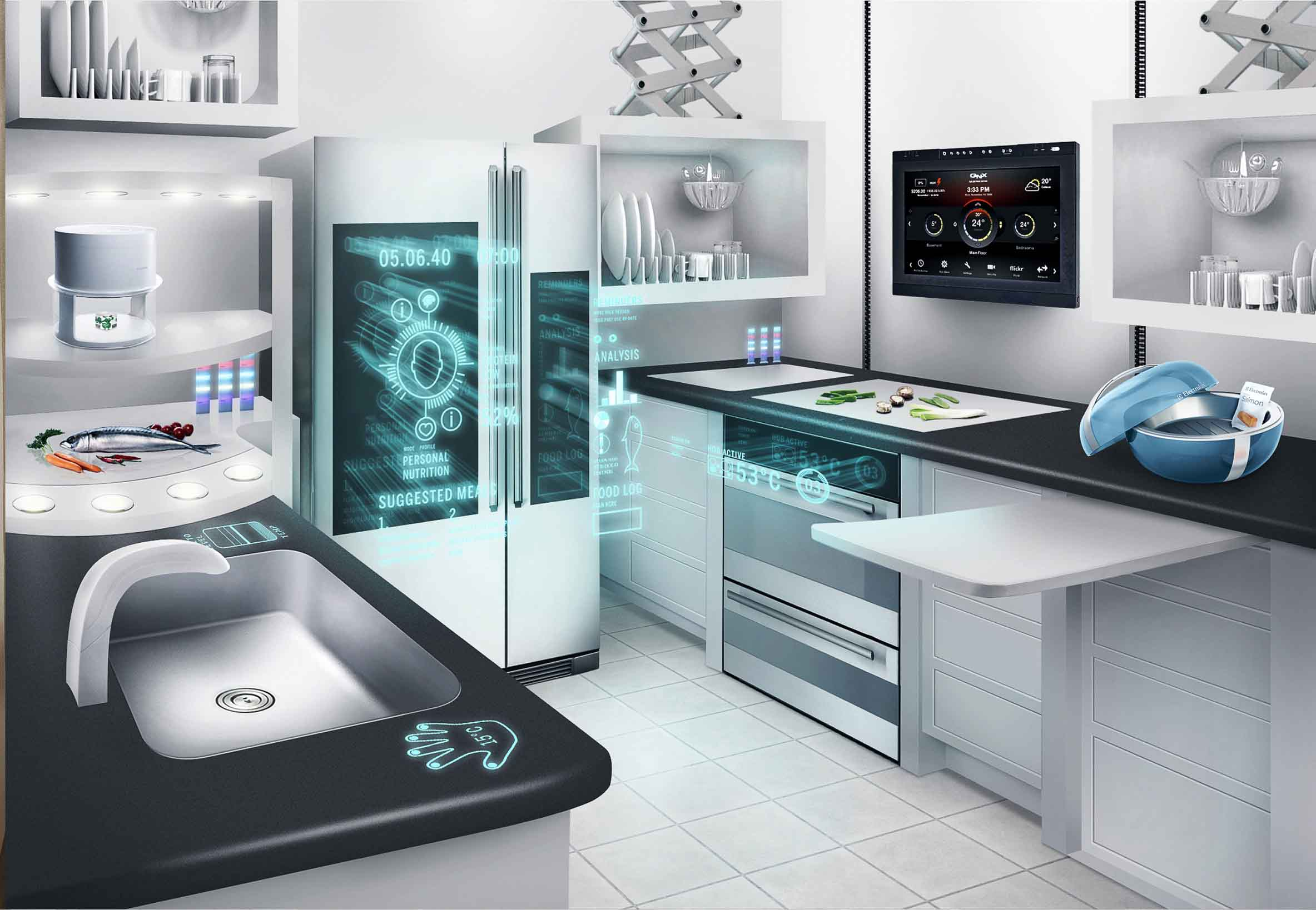 | Thereu0027s No Place Like Home: 5G Heralds The Rise Of Smart Home Appliances.  U201c