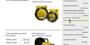 ESAB'sQuick Weld Productivity Analyzer enables PDF reporting with QR code