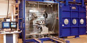 Sciaky Merrill EB welding