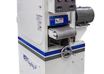 Midwest Automation Mighty 9 dry deburring and finishing machine